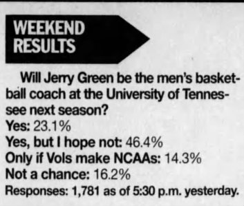 The Tennessean, February 20, 2001